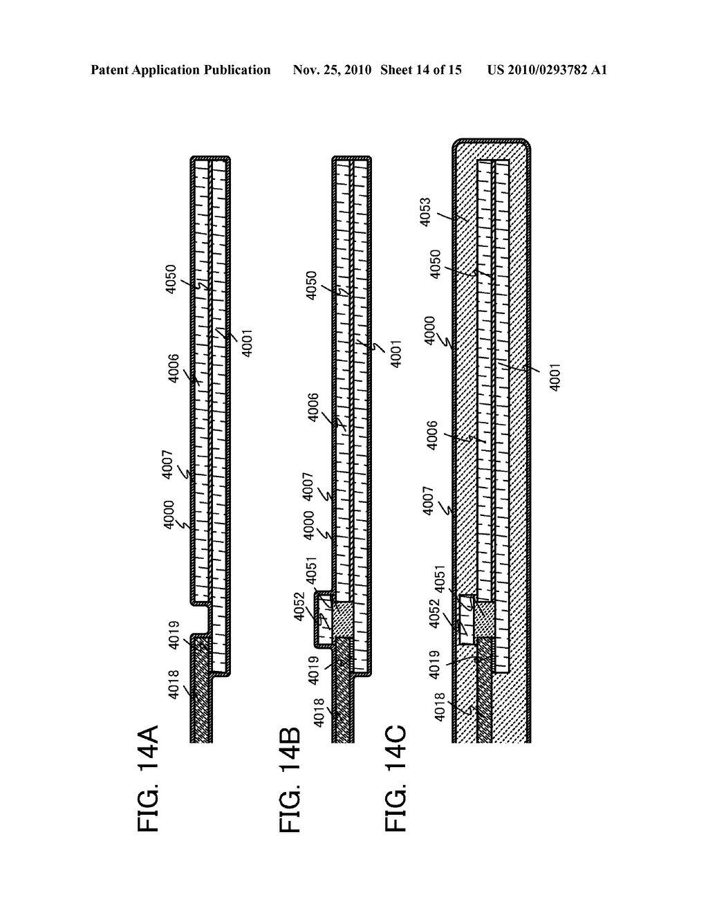 METHOD FOR MANUFACTURING LIGHT-EMITTING DEVICE - diagram, schematic, and image 15