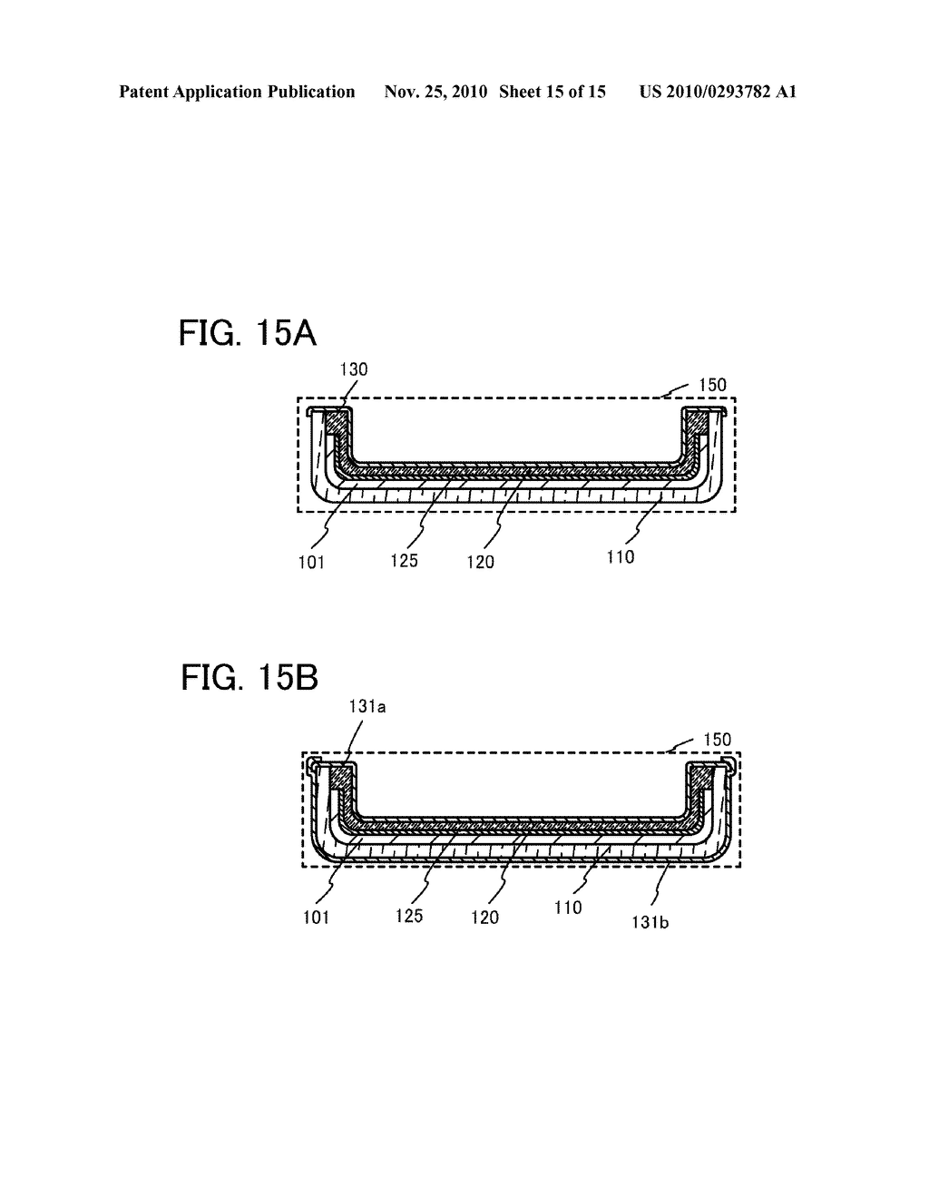 METHOD FOR MANUFACTURING LIGHT-EMITTING DEVICE - diagram, schematic, and image 16