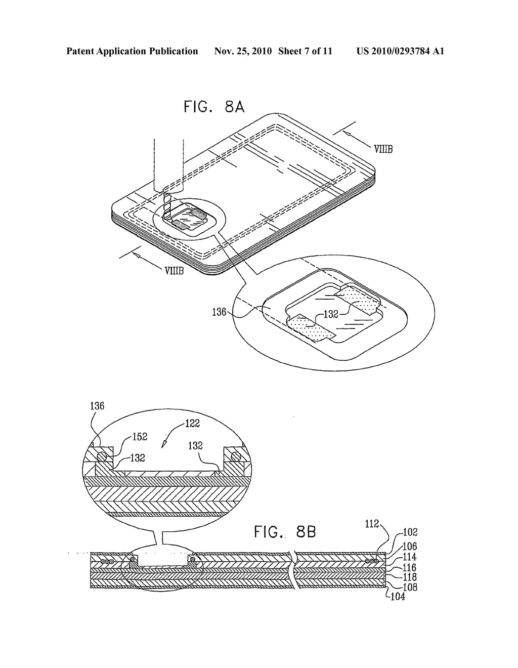 ELECTRONIC INTERFACE APPARATUS AND METHOD AND SYSTEM FOR MANUFACTURING SAME - diagram, schematic, and image 08