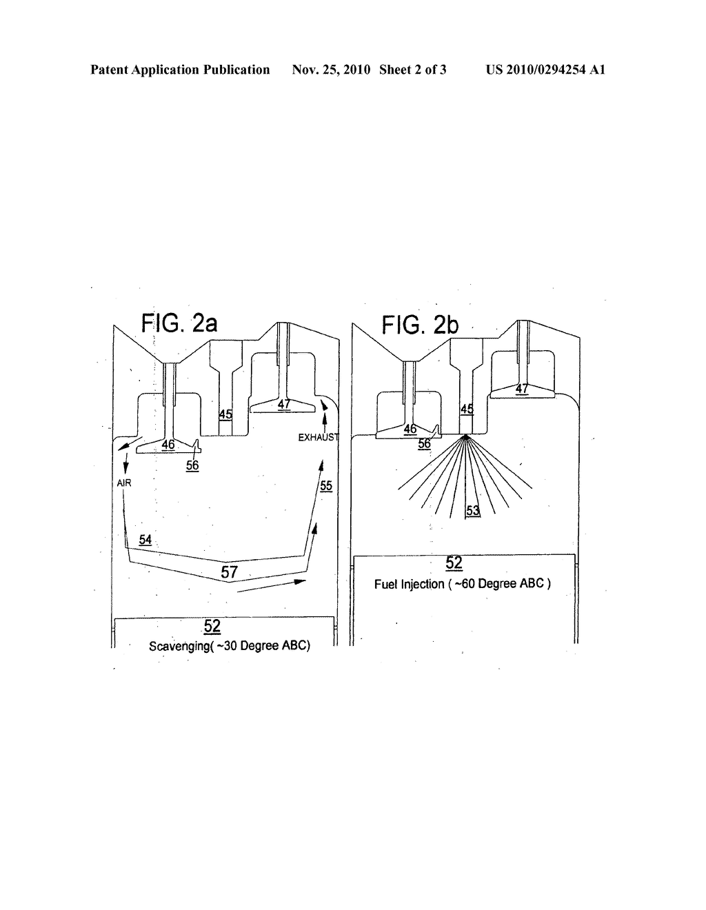 inverted cross scavenged, two overhead valve, 2 stroke engine overhead valve spring compressor tool inverted cross scavenged, two overhead valve, 2 stroke engine diagram, schematic, and image 03