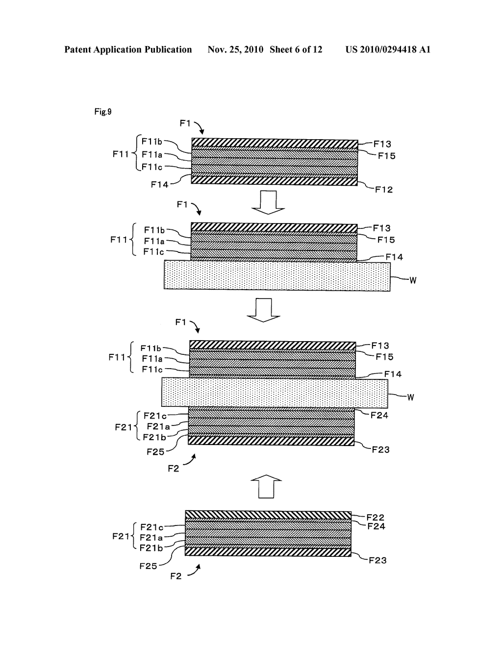 METHOD OF MANUFACTURING OPTICAL DISPLAY UNIT AND MANUFACTURING SYSTEM OF OPTICAL DISPLAY UNIT - diagram, schematic, and image 07