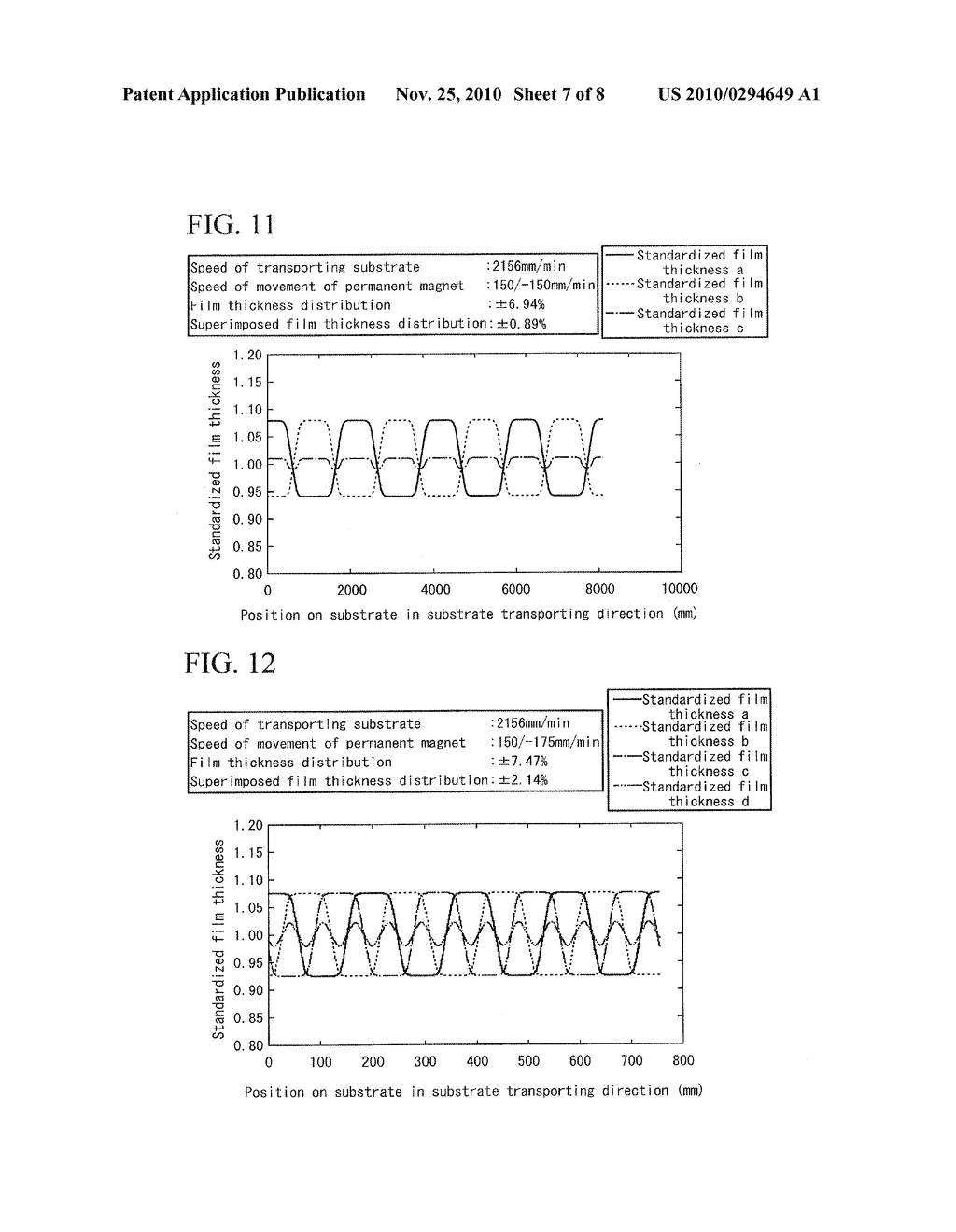 SPUTTERING FILM FORMING METHOD AND SPUTTERING FILM FORMING APPARATUS - diagram, schematic, and image 08
