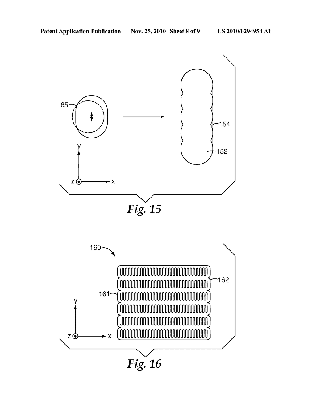 METHOD FOR MAKING STRUCTURES WITH IMPROVED EDGE DEFINITION - diagram, schematic, and image 09