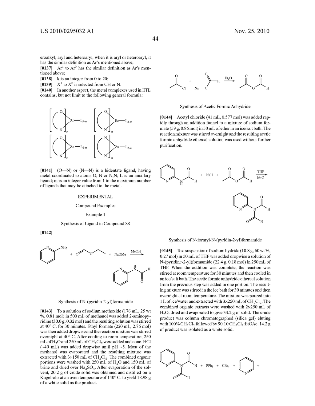 METAL COMPLEXES WITH BORON-NITROGEN HETEROCYCLE CONTAINING LIGANDS - diagram, schematic, and image 49