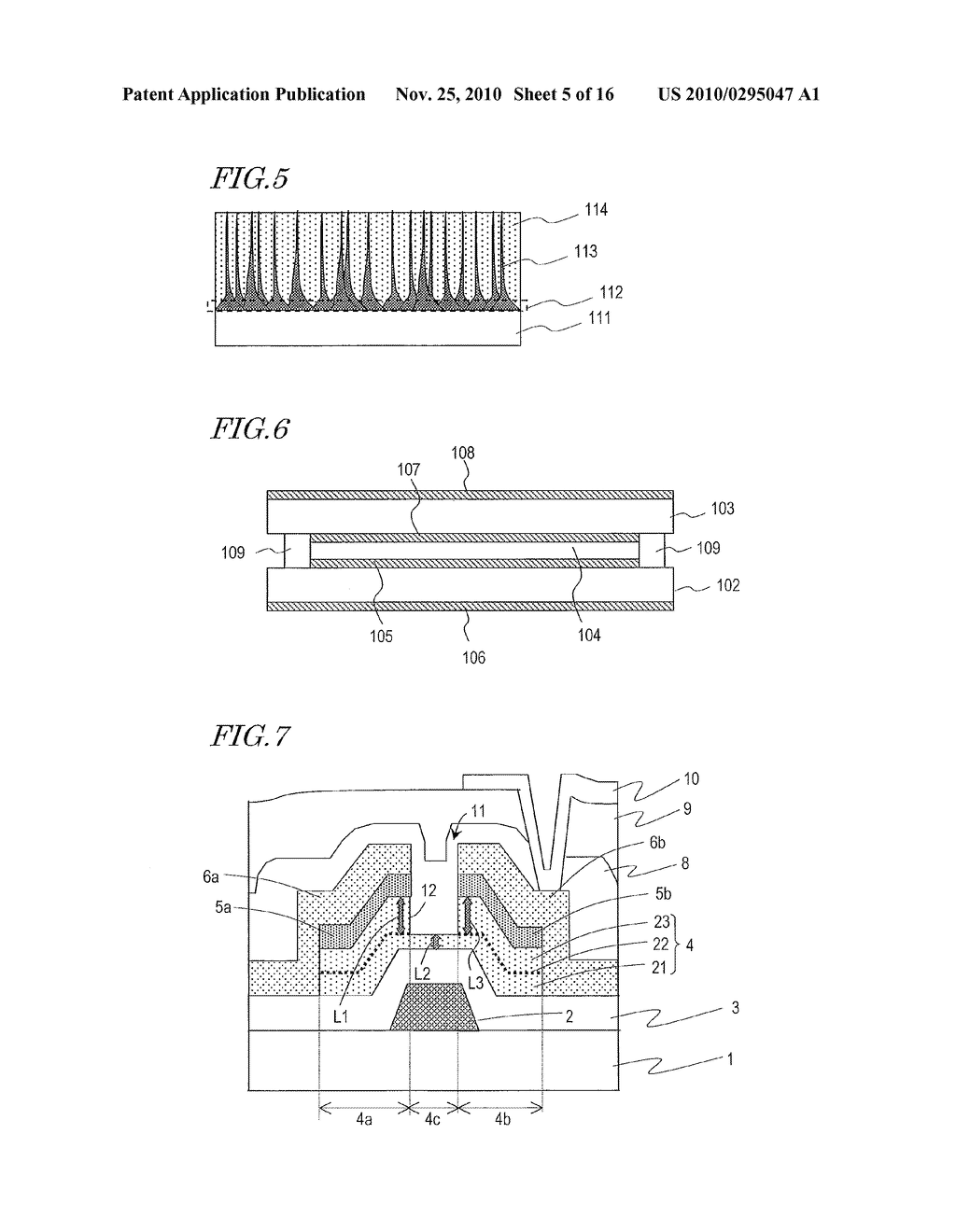 SEMICONDUCTOR ELEMENT AND METHOD FOR MANUFACTURING THE SAME - diagram, schematic, and image 06