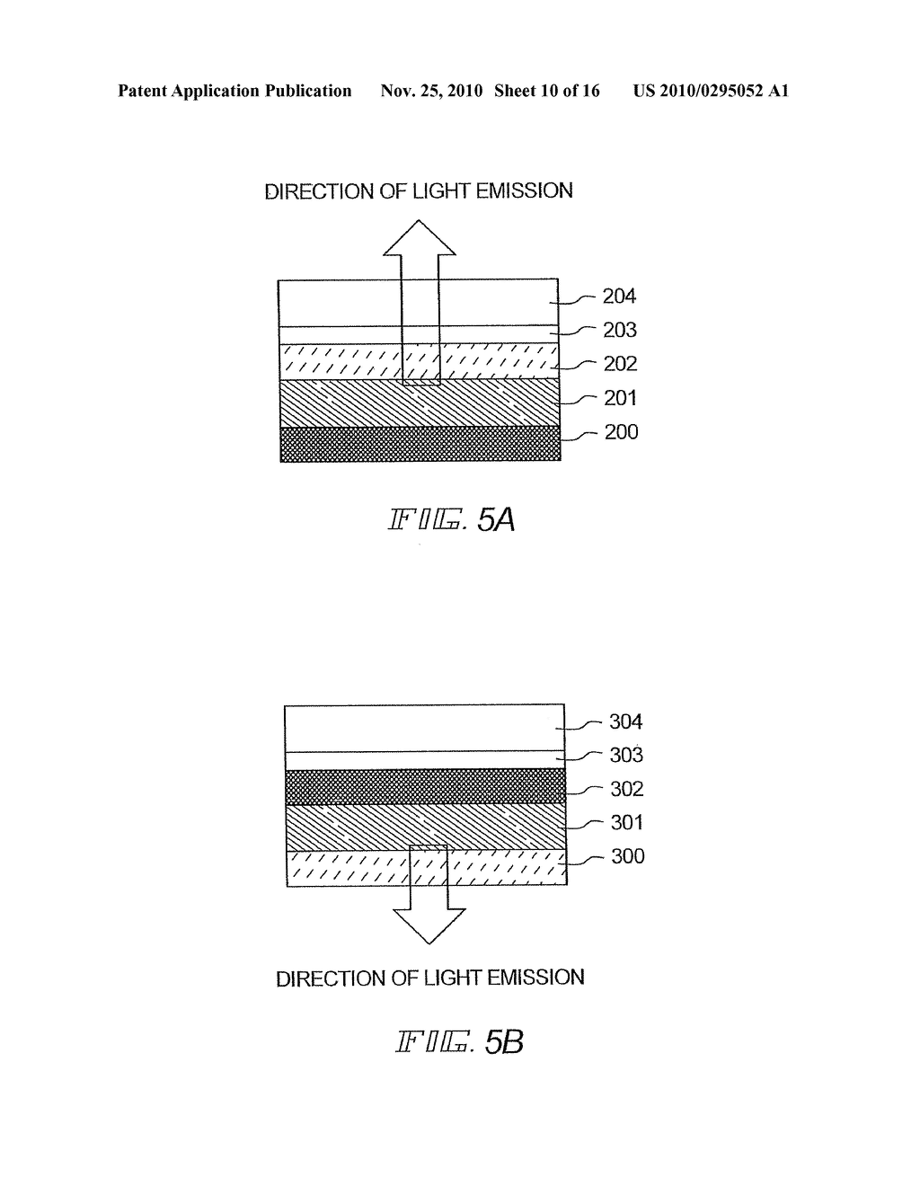 Light Emitting Device, Method of Manufacturing the Same, and Manufacturing Apparatus Therefor - diagram, schematic, and image 11