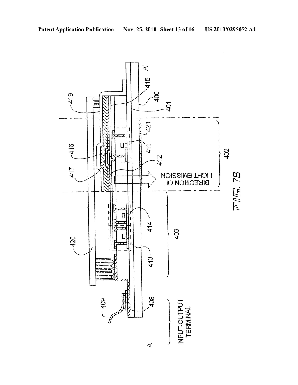 Light Emitting Device, Method of Manufacturing the Same, and Manufacturing Apparatus Therefor - diagram, schematic, and image 14