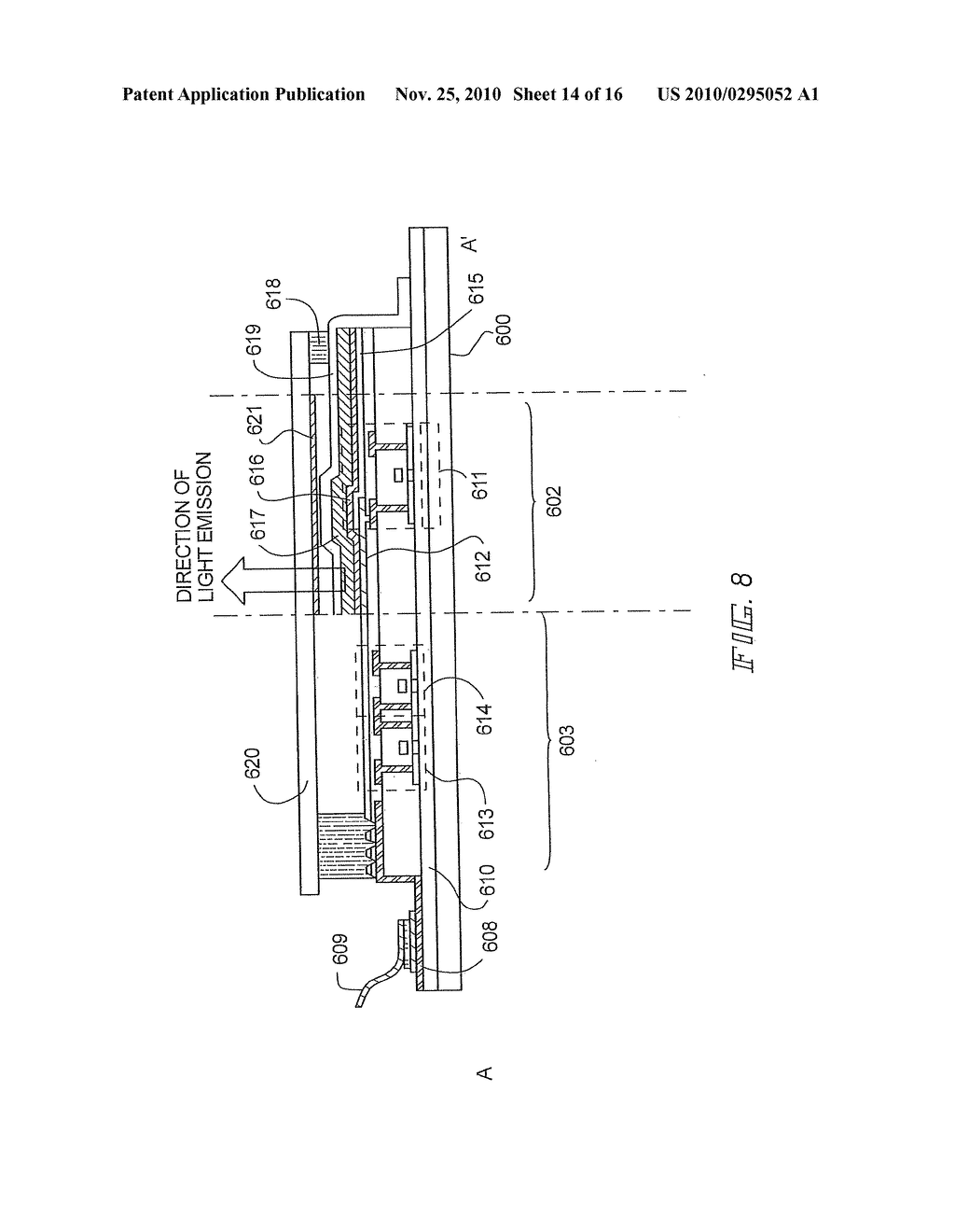 Light Emitting Device, Method of Manufacturing the Same, and Manufacturing Apparatus Therefor - diagram, schematic, and image 15