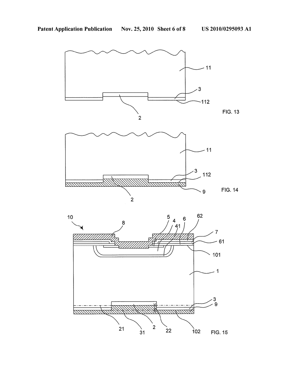 REVERSE-CONDUCTING SEMICONDUCTOR DEVICE AND METHOD FOR MANUFACTURING SUCH A REVERSE-CONDUCTING SEMICONDUCTOR DEVICE - diagram, schematic, and image 07