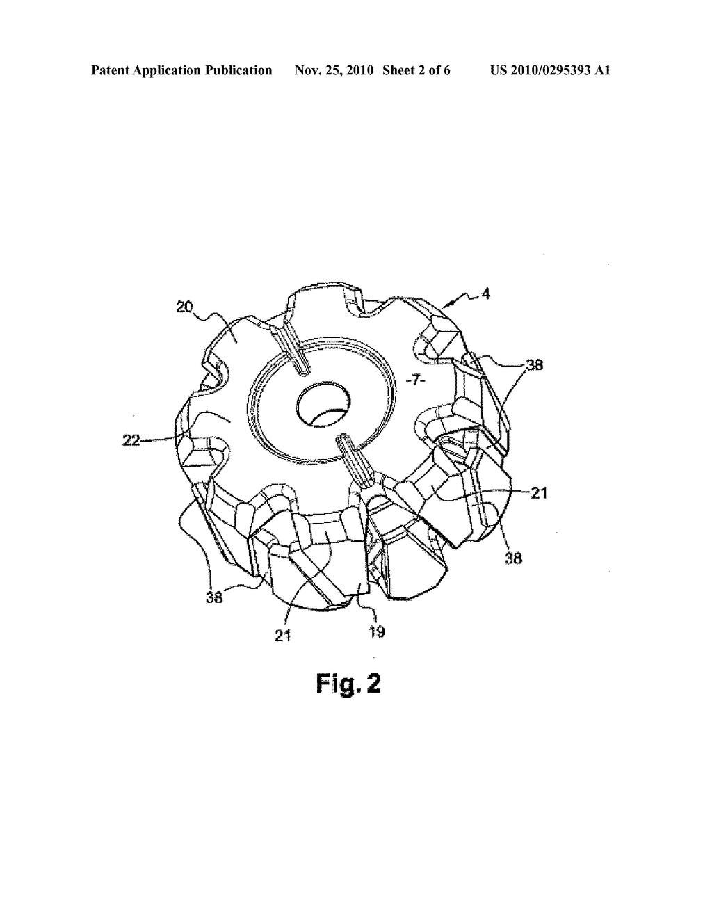 POLYPHASE STATOR FOR AN INTERNALLY VENTILATED ROTATING ELECTRICAL MACHINE, AND ROTATING ELECTRICAL MACHINE COMPRISING SUCH A STATOR - diagram, schematic, and image 03