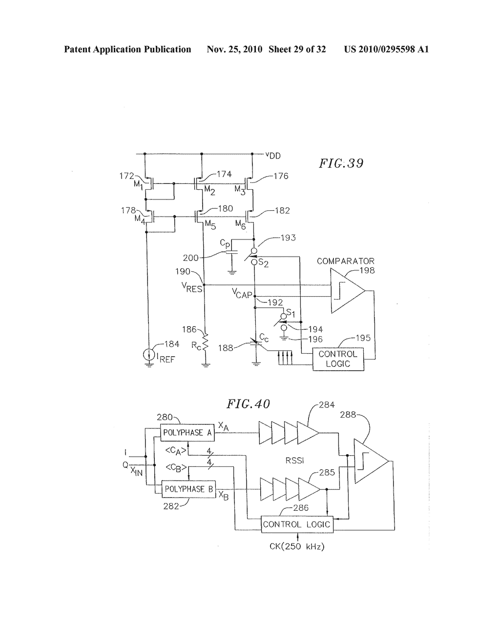 ADAPTIVE RADIO TRANSCEIVER WITH A LOCAL OSCILLATOR - diagram, schematic, and image 31