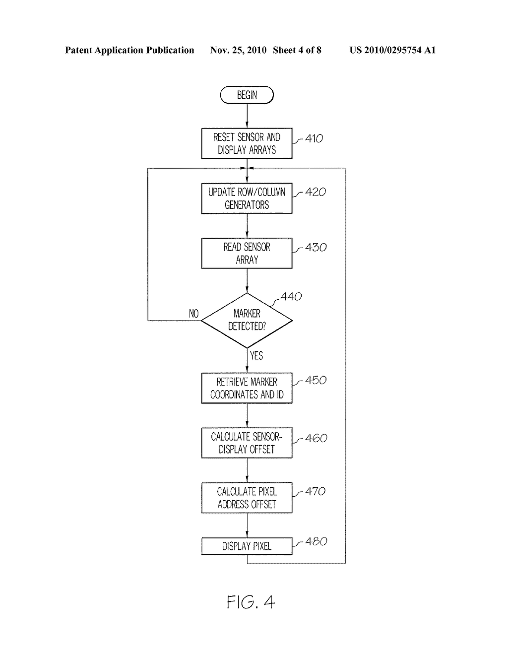 SYSTEMS, APPARATUS AND FAST METHODS FOR ALIGNING IMAGES TO EXTERNAL MARKERS IN NEAR-TO-EYE DISPLAY SYSTEMS - diagram, schematic, and image 05