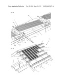 ENERGY SUPPLY DEVICE WITH ENERGY PANELS IN THE FORM OF ROOF TILES diagram and image