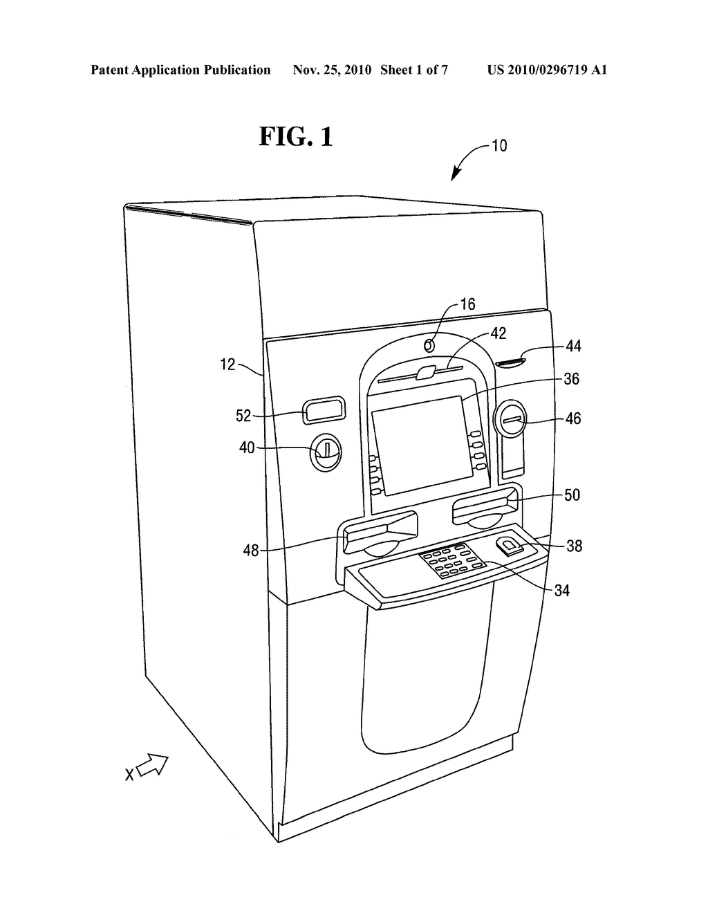 METHODS OF OPERATING AN IMAGE-BASED SELF-SERVICE CHECK DEPOSITING TERMINAL TO IMPROVE LOCATING A PRE-DEFINED CHECK FIELD AND AN APPARATUS THEREFOR - diagram, schematic, and image 02