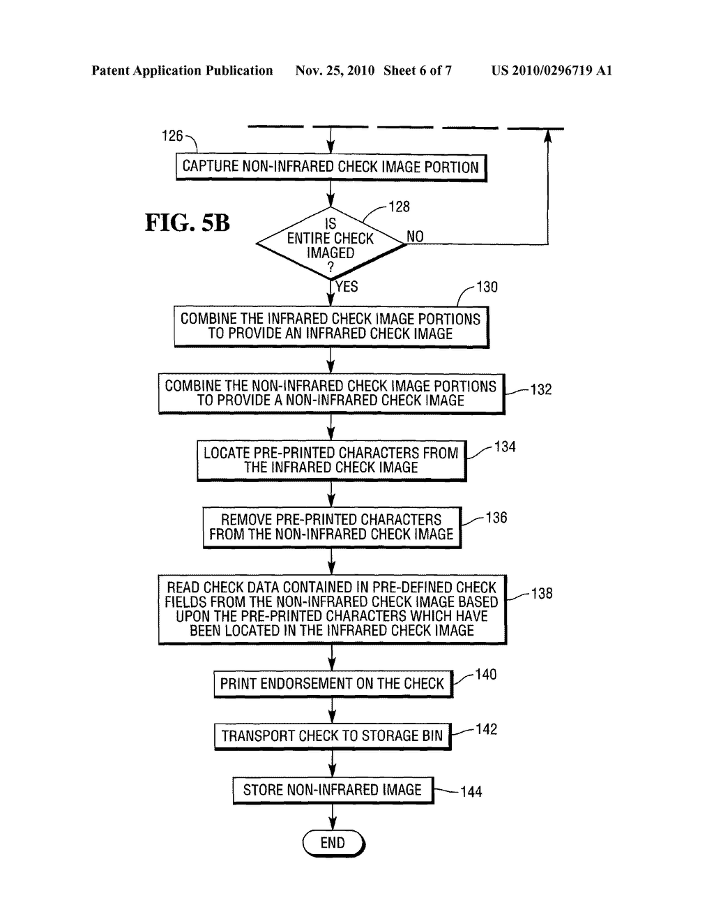 METHODS OF OPERATING AN IMAGE-BASED SELF-SERVICE CHECK DEPOSITING TERMINAL TO IMPROVE LOCATING A PRE-DEFINED CHECK FIELD AND AN APPARATUS THEREFOR - diagram, schematic, and image 07
