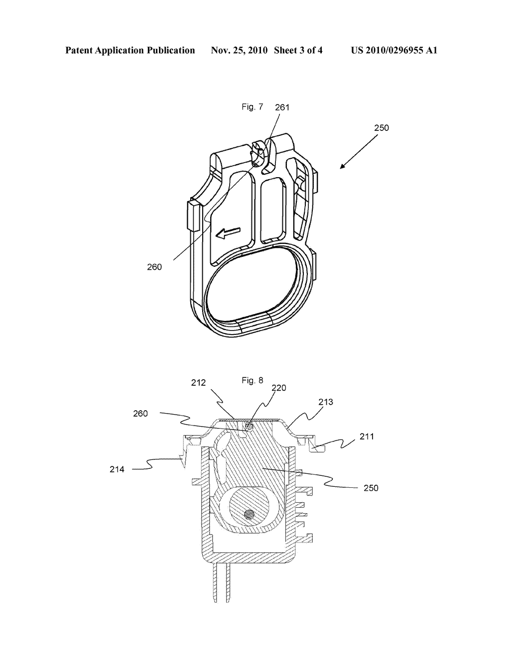 LINEAR PERISTALTIC PUMP WITH FINGERS AND MEMBRANE AND FINGER FOR SUCH A PUMP - diagram, schematic, and image 04