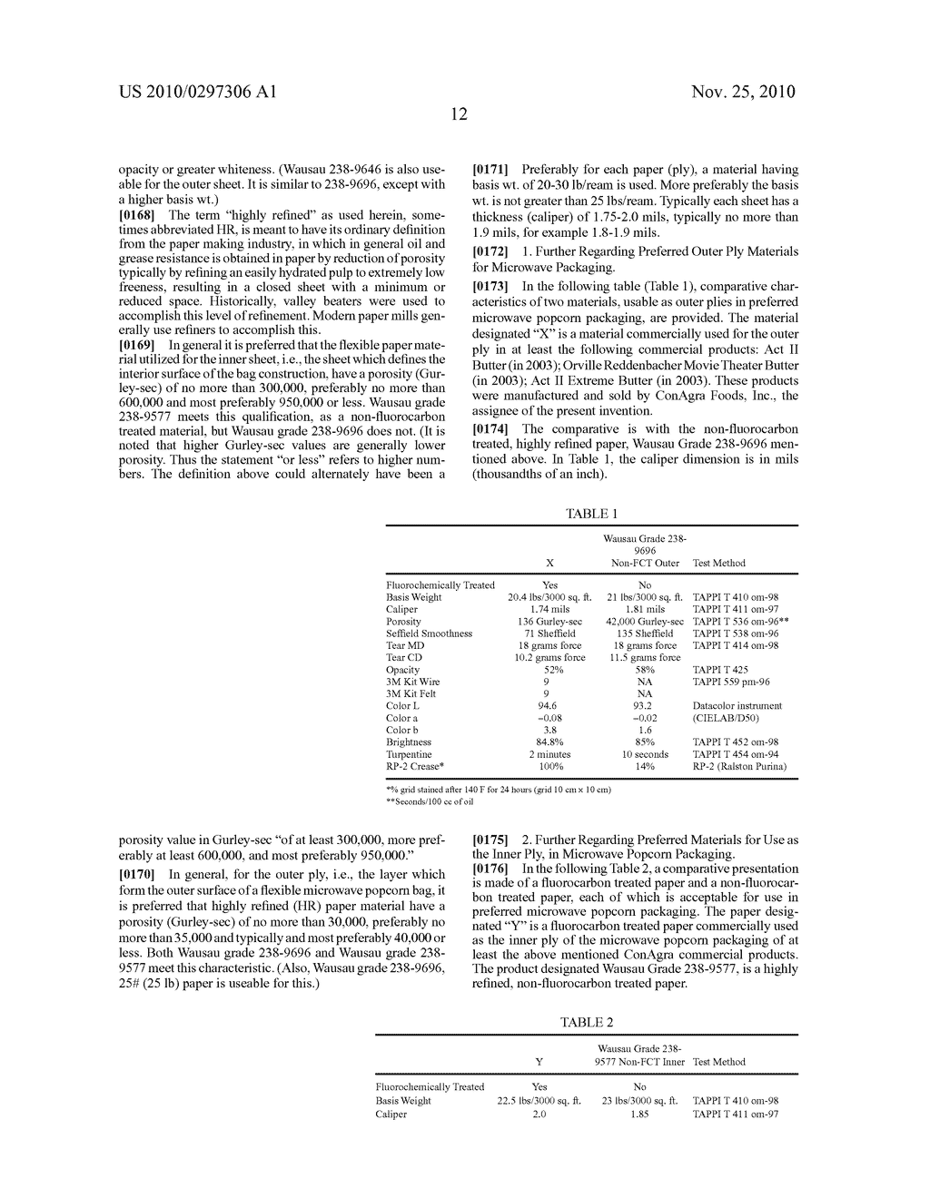 LOW TRANS FATTY ACID COMPOSITIONS FOR USE IN MICROWAVE POPCORN COMPOSITIONS; METHODS; AND, PRODUCTS - diagram, schematic, and image 21