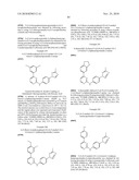 SUBSTITUTED PYRIMIDINYL-AMINES AS PROTEIN KINASE INHIBITORS diagram and image