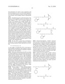 MULTI-ARMED, MONOFUNCTIONAL, AND HYDROLYTICALLY STABLE DERIVATIVES OF POLY(ETHYLENE GLYCOL) AND RELATED POLYMERS FOR MODIFICATION OF SURFACES AND MOLECULES diagram and image
