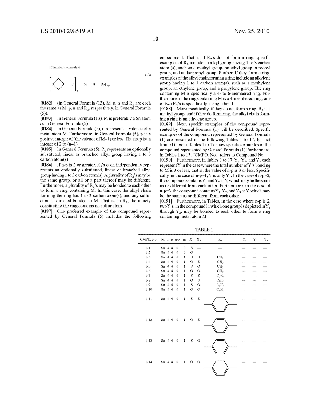 POLYMERIZABLE COMPOSITION, AND RESIN AND OPTICAL PART USING THE SAME - diagram, schematic, and image 11