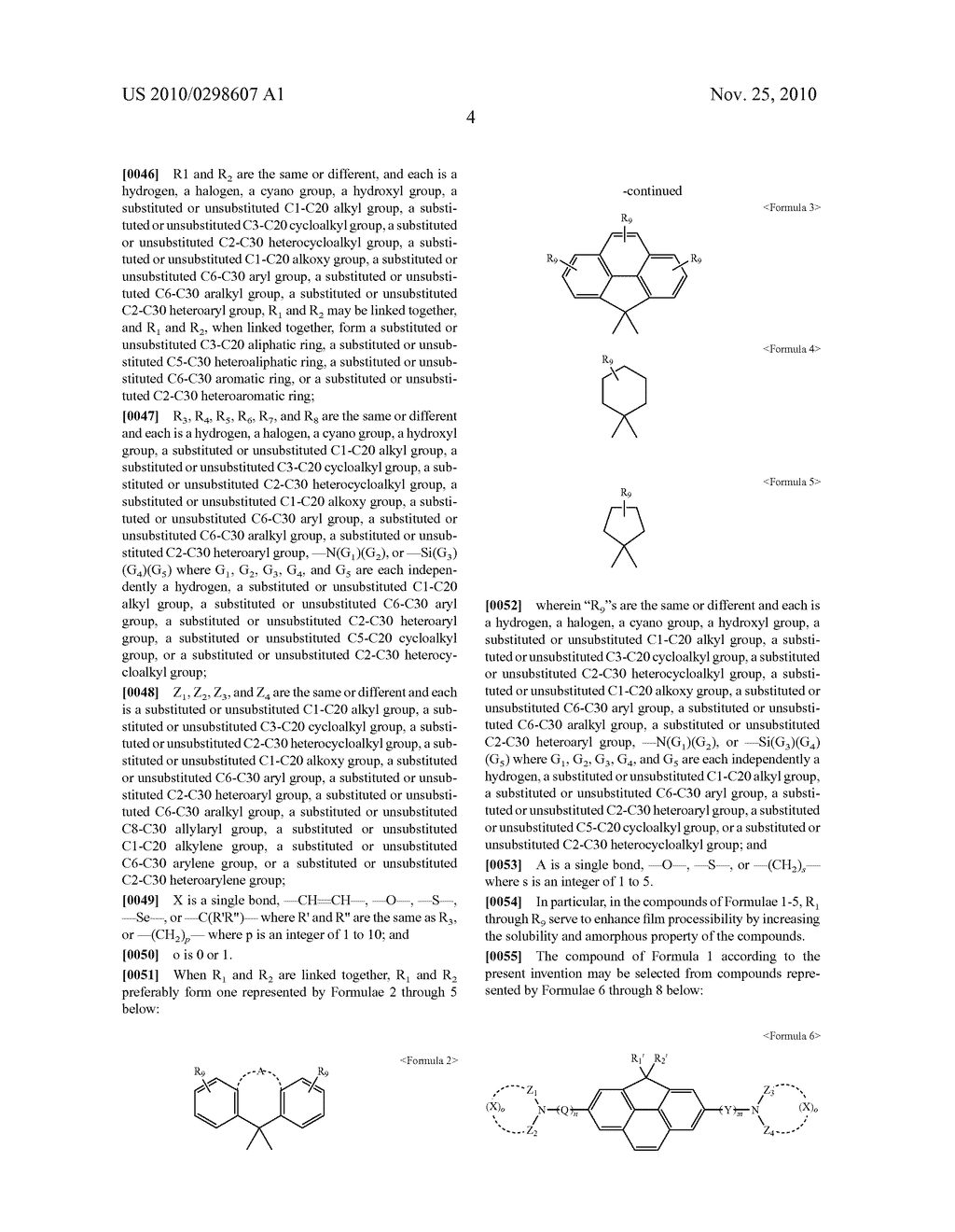 CYCLOPENTAPHENANTHRENE-BASED COMPOUND AND ORGANIC ELECTROLUMINESCENT DEVICE USING THE SAME - diagram, schematic, and image 08
