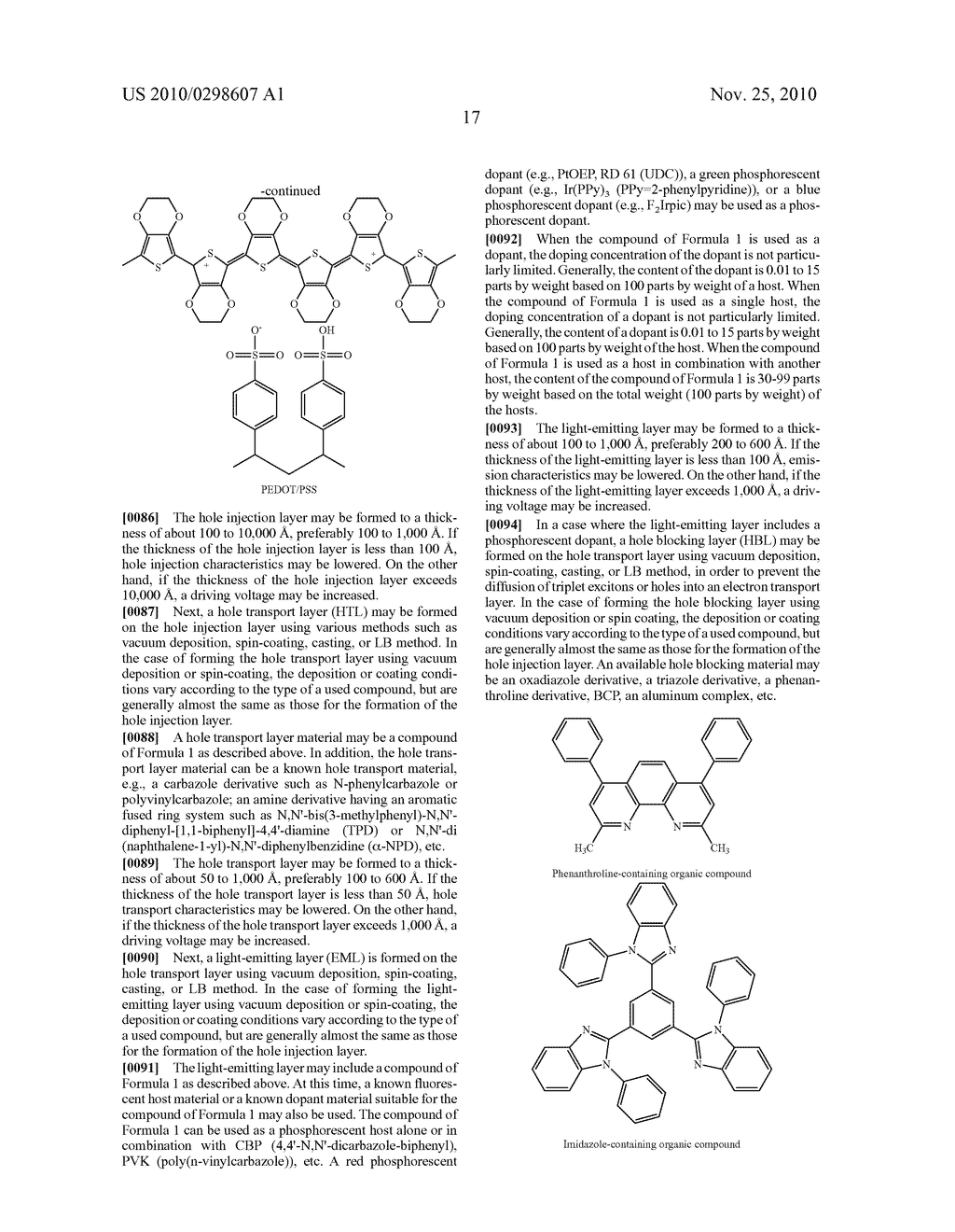 CYCLOPENTAPHENANTHRENE-BASED COMPOUND AND ORGANIC ELECTROLUMINESCENT DEVICE USING THE SAME - diagram, schematic, and image 21