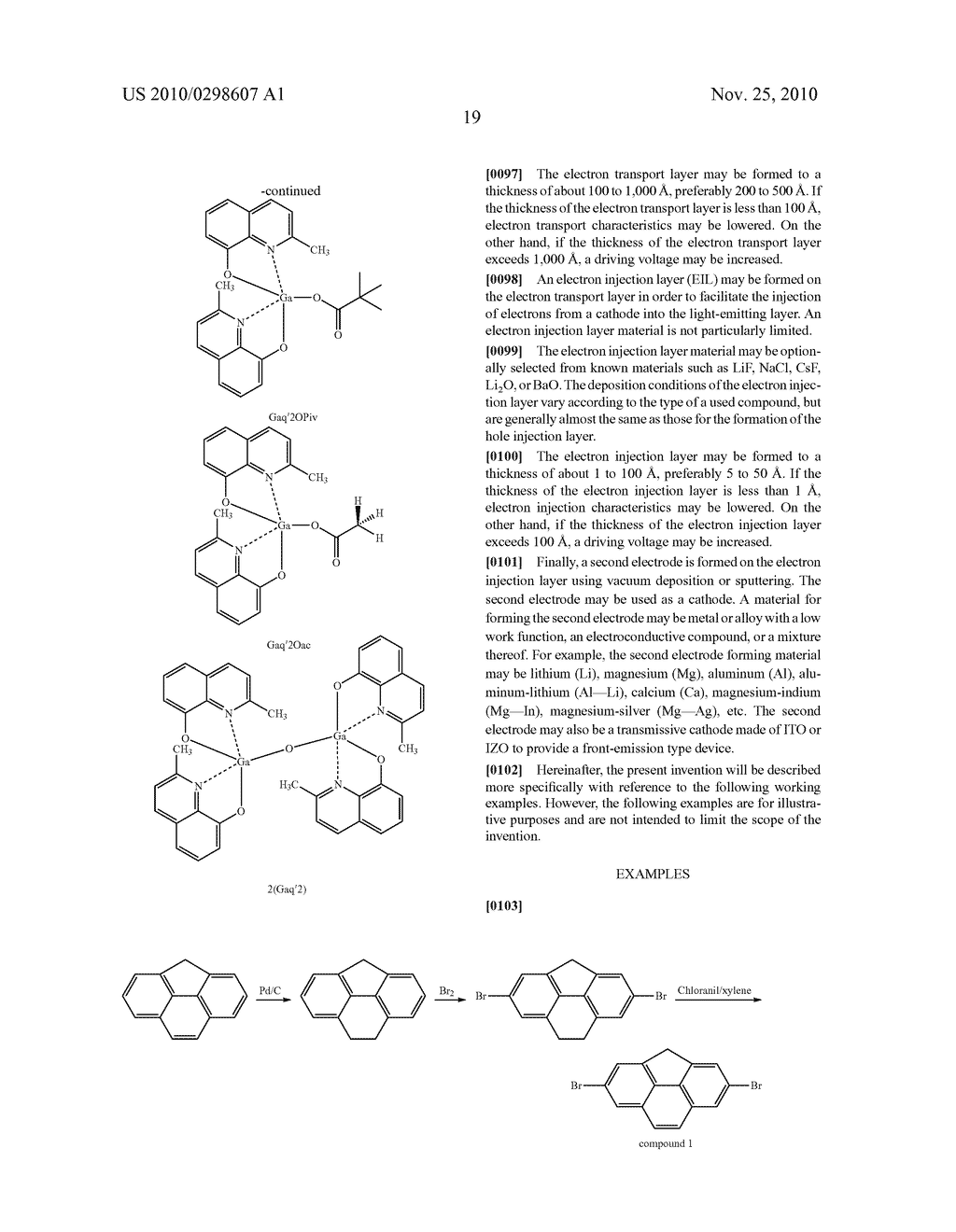 CYCLOPENTAPHENANTHRENE-BASED COMPOUND AND ORGANIC ELECTROLUMINESCENT DEVICE USING THE SAME - diagram, schematic, and image 23