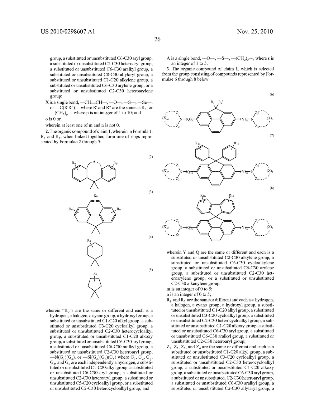 CYCLOPENTAPHENANTHRENE-BASED COMPOUND AND ORGANIC ELECTROLUMINESCENT DEVICE USING THE SAME - diagram, schematic, and image 30
