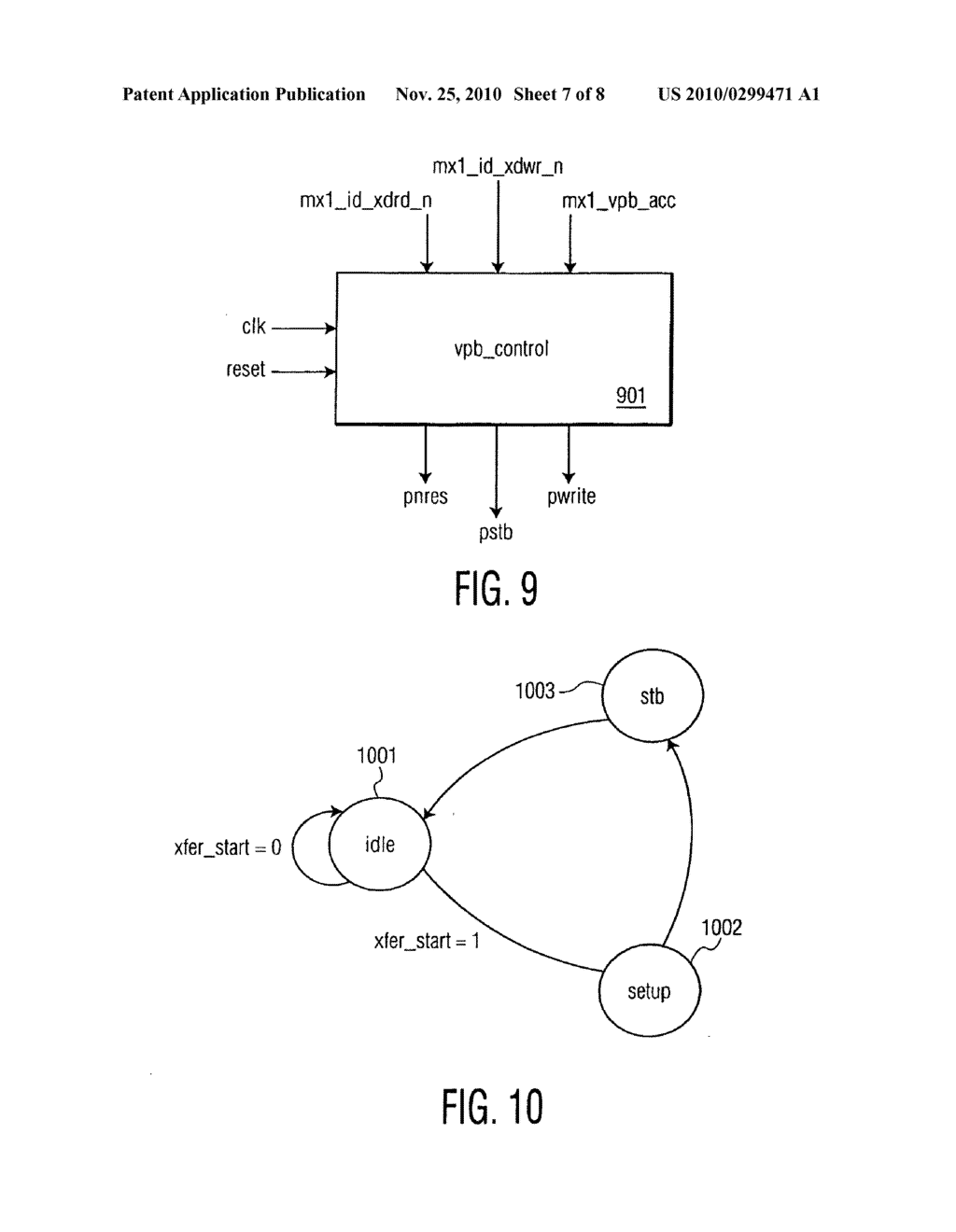Microcontroller with an Interrupt Structure Having