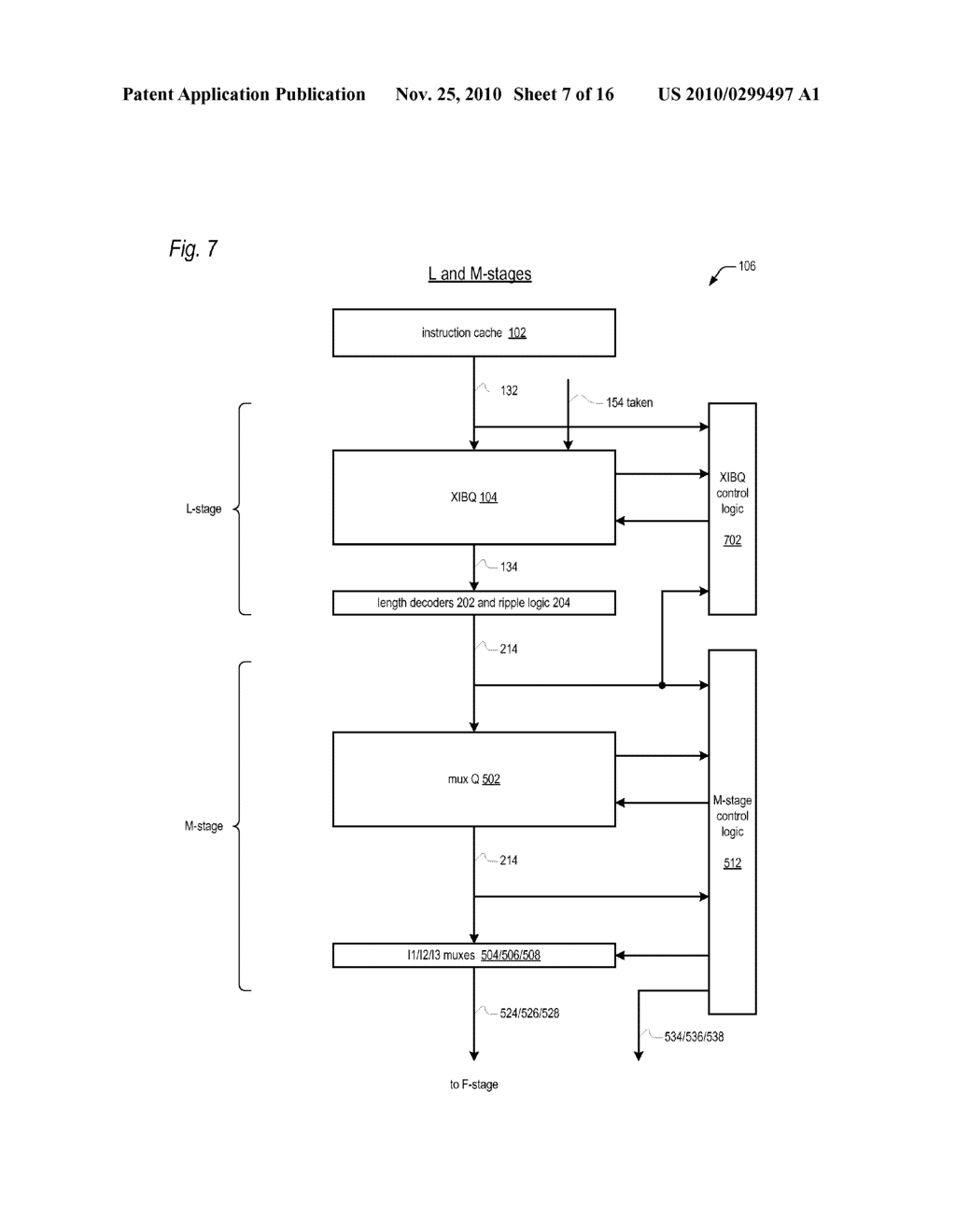 APPARATUS FOR EFFICIENTLY DETERMINING INSTRUCTION LENGTH WITHIN A STREAM OF X86 INSTRUCTION BYTES - diagram, schematic, and image 08