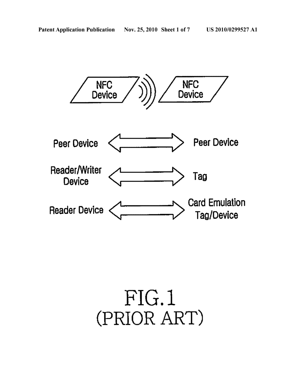 NEAR FIELD COMMUNICATION (NFC) DEVICE AND METHOD FOR SELECTIVELY SECURING RECORDS IN A NEAR FIELD COMMUNICATION DATA EXCHANGE FORMAT (NDEF) MESSAGE - diagram, schematic, and image 02