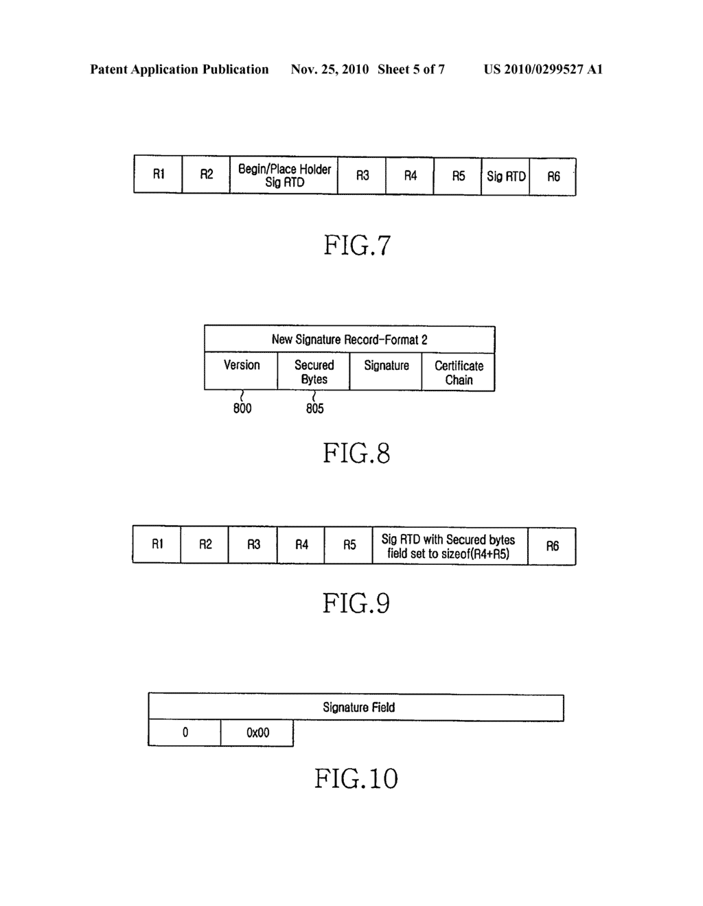 NEAR FIELD COMMUNICATION (NFC) DEVICE AND METHOD FOR SELECTIVELY SECURING RECORDS IN A NEAR FIELD COMMUNICATION DATA EXCHANGE FORMAT (NDEF) MESSAGE - diagram, schematic, and image 06