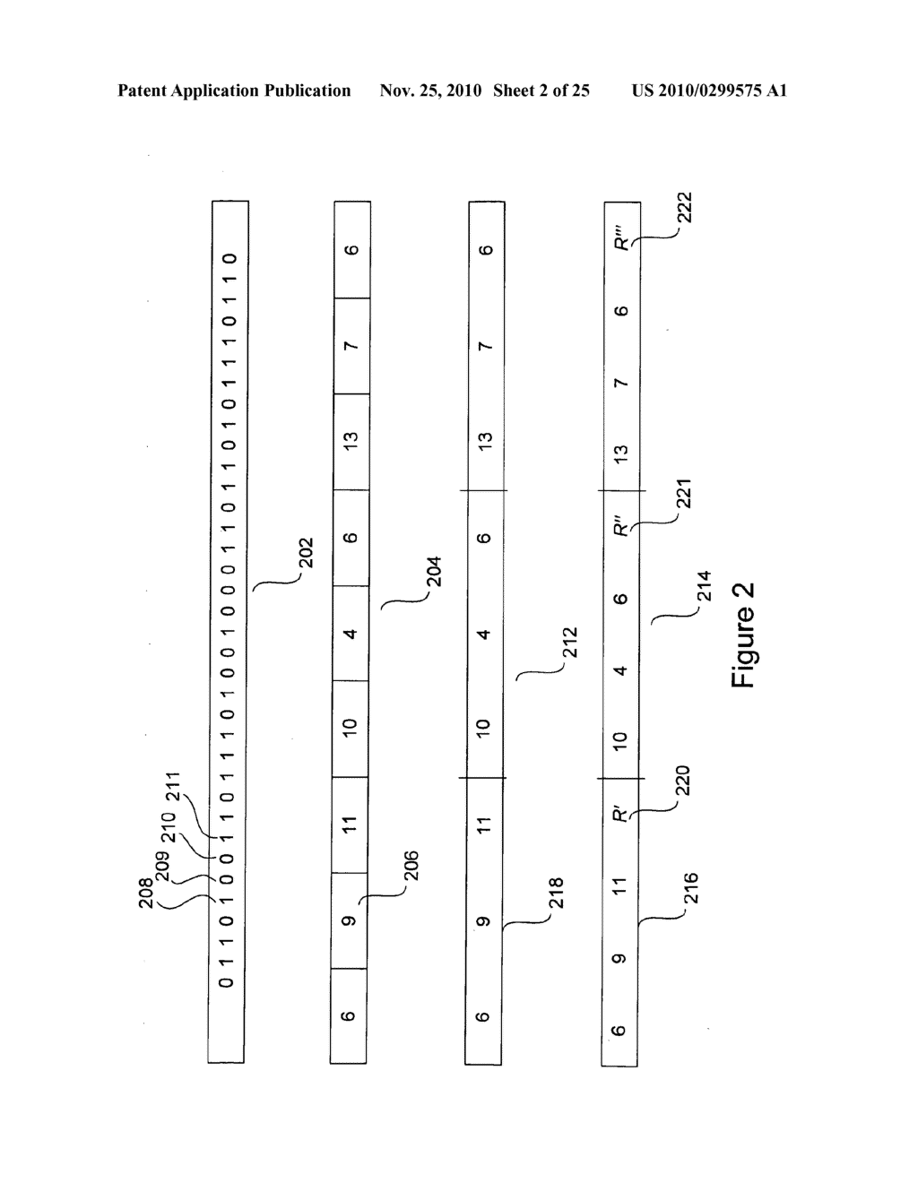 METHOD AND SYSTEM FOR DETECTION AND CORRECTION OF PHASED-BURST ERRORS, ERASURES, SYMBOL ERRORS, AND BIT ERRORS IN A RECEIVED SYMBOL STRING - diagram, schematic, and image 03
