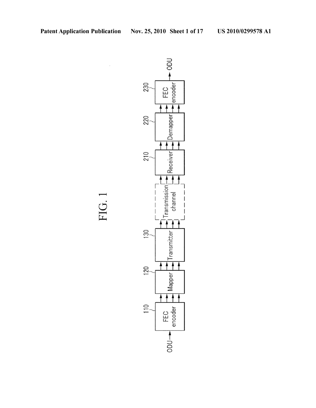 APPARATUS AND METHOD FOR TRANSMITTING AND RECEIVING DATA - diagram, schematic, and image 02