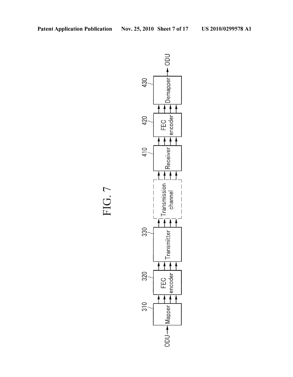 APPARATUS AND METHOD FOR TRANSMITTING AND RECEIVING DATA - diagram, schematic, and image 08