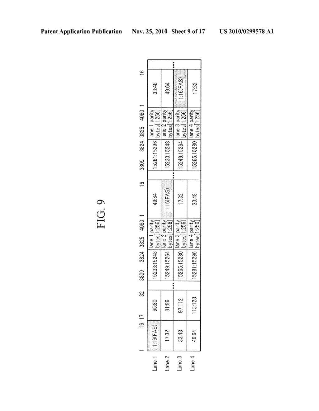 APPARATUS AND METHOD FOR TRANSMITTING AND RECEIVING DATA - diagram, schematic, and image 10