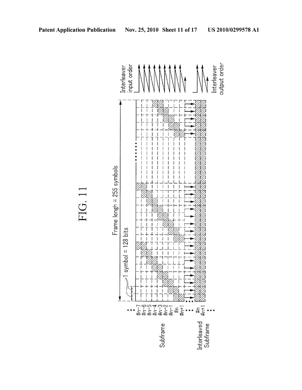 APPARATUS AND METHOD FOR TRANSMITTING AND RECEIVING DATA - diagram, schematic, and image 12