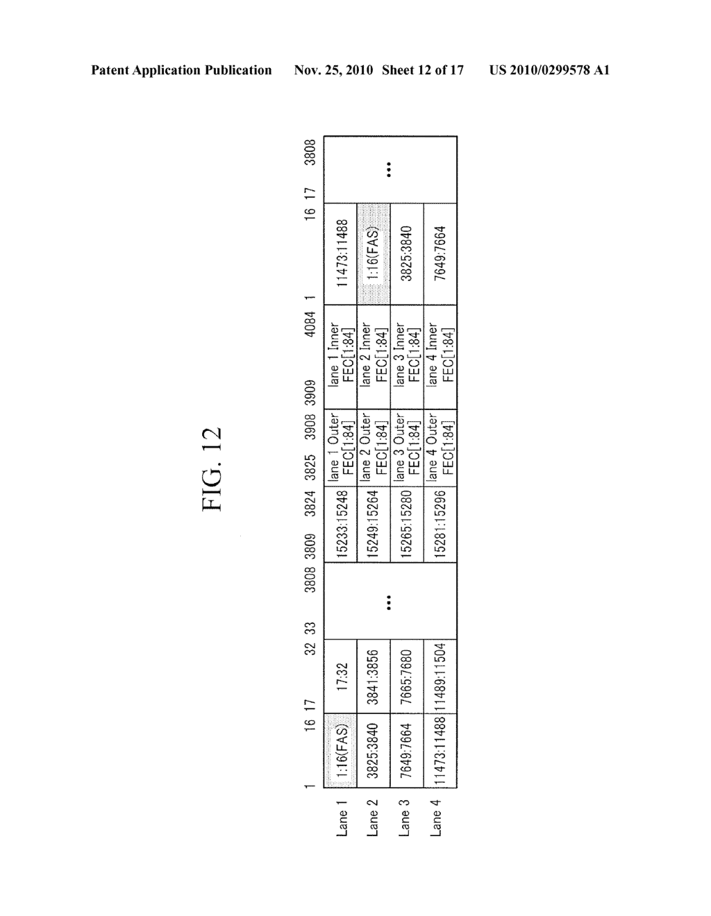 APPARATUS AND METHOD FOR TRANSMITTING AND RECEIVING DATA - diagram, schematic, and image 13