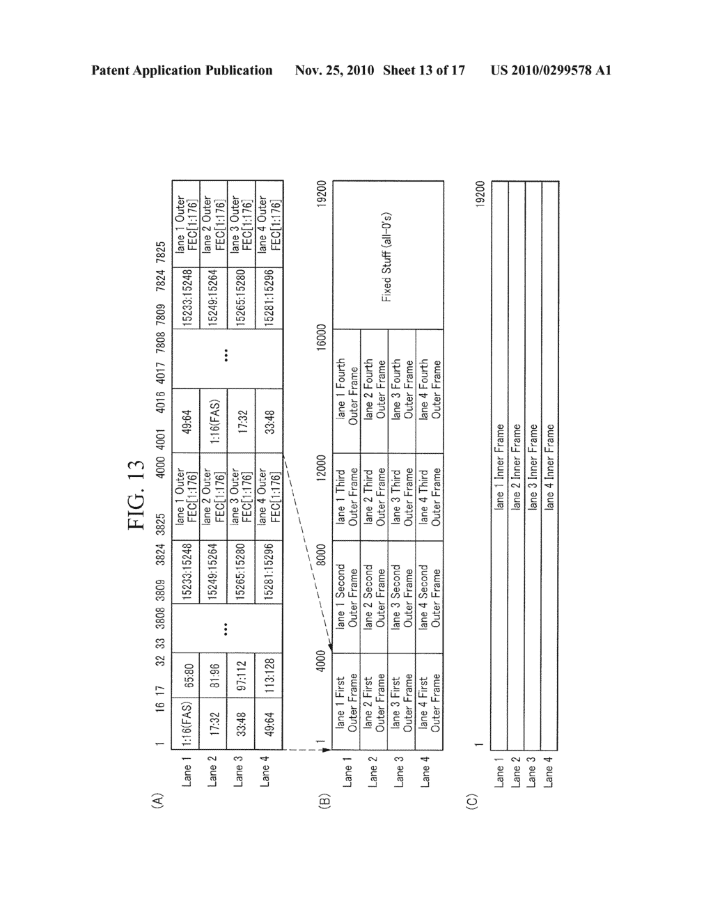 APPARATUS AND METHOD FOR TRANSMITTING AND RECEIVING DATA - diagram, schematic, and image 14