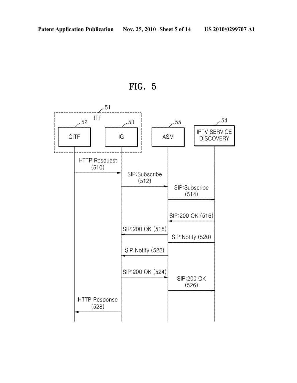 METHOD AND APPARATUS FOR TRANSMITTING AND RECEIVING METADATA OF APPLICATION PROVIDING IPTV SERVICE - diagram, schematic, and image 06