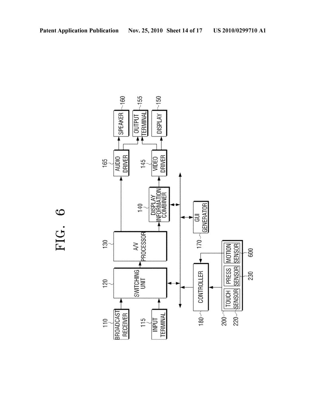 METHOD FOR INPUTTING USER COMMAND AND VIDEO APPARATUS AND INPUT APPARATUS EMPLOYING THE SAME - diagram, schematic, and image 15