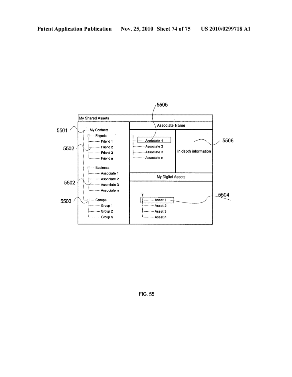 METHODS AND APPARATUS FOR TITLE PROTOCOL, AUTHENTICATION, AND SHARING - diagram, schematic, and image 75