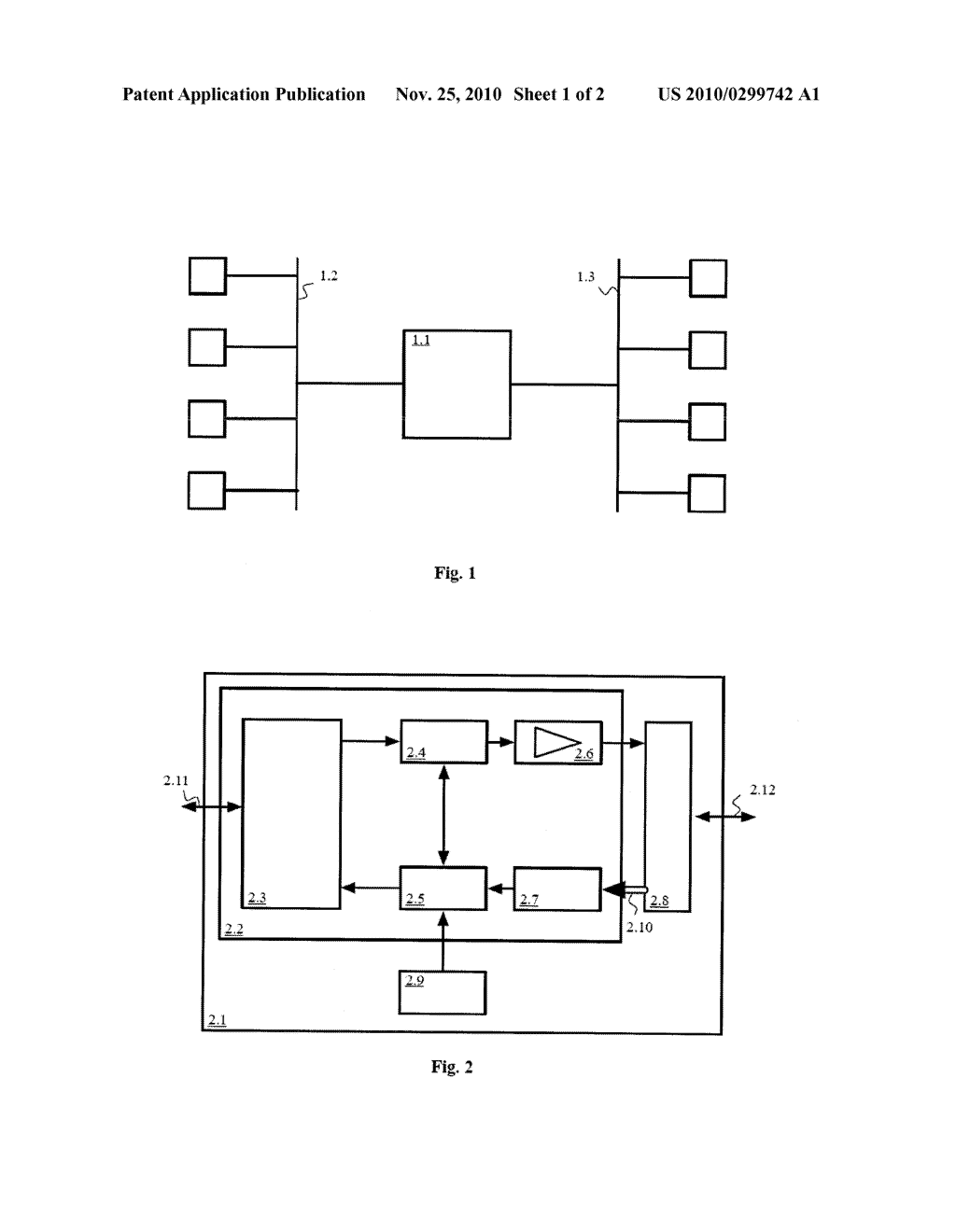 BIDIRECTIONAL GATEWAY WITH ENHANCED SECURITY LEVEL - diagram, schematic, and image 02
