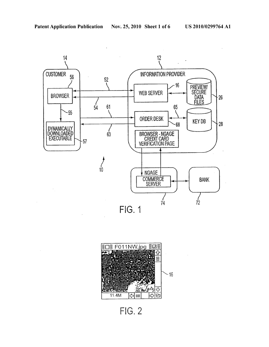 System for dynamically encrypting information for secure internet commerce and providing embedded fulfillment software - diagram, schematic, and image 02