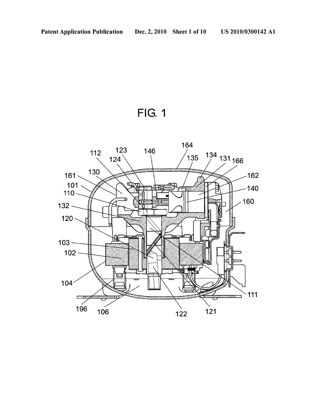HERMETIC COMPRESSOR AND FRIDGE-FREEZER - diagram, schematic, and image 02Patents