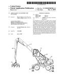 ARTICULATING CAB ASSEMBLY FOR EXCAVATOR diagram and image