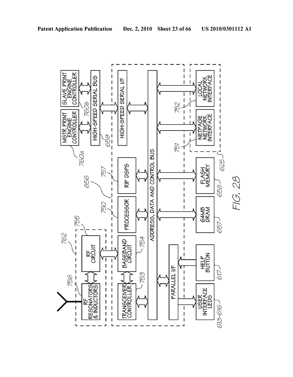 SYSTEM FOR PROVIDING INFORMATION TO USER WITH EVERY INTERACTION WITH PRINTED SUBSTRATE - diagram, schematic, and image 24