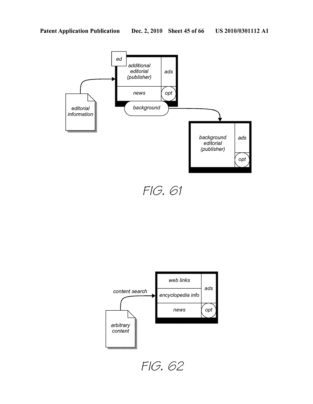 SYSTEM FOR PROVIDING INFORMATION TO USER WITH EVERY INTERACTION WITH PRINTED SUBSTRATE - diagram, schematic, and image 46