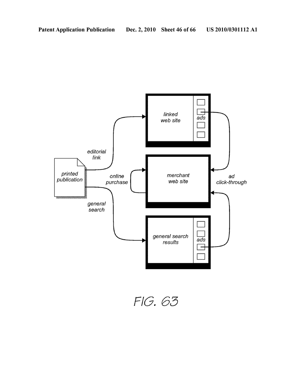 SYSTEM FOR PROVIDING INFORMATION TO USER WITH EVERY INTERACTION WITH PRINTED SUBSTRATE - diagram, schematic, and image 47