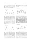 CONJUGATED COMPOUND, NITROGENATED CONDENSED-RING COMPOUND, NITROGENATED CONDENSED-RING POLYMER, ORGANIC THIN FILM, AND ORGANIC THIN FILM ELEMENT diagram and image